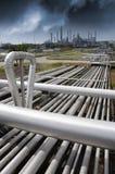 Indústria e poluição Imagem de Stock Royalty Free