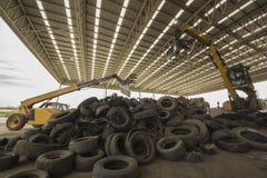 Indústria energética sustentável e combustíveis alternativos Imagem de Stock Royalty Free