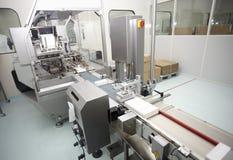 Indústria farmacêutica Imagem de Stock