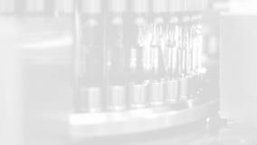 Indústria farmacêutica - colagem Fotografia de Stock
