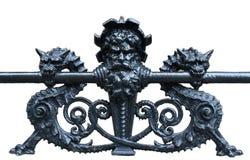 Indústria siderúrgica Imagens de Stock Royalty Free
