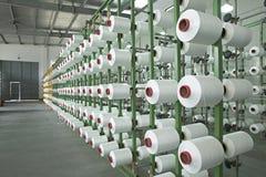 Indústria têxtil Imagens de Stock