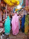 ind Jaipur rynek Zdjęcie Royalty Free