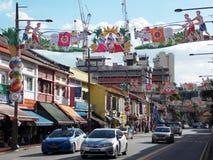 ind mały Singapore obrazy stock