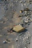 Indagine del naufragio Immagini Stock Libere da Diritti