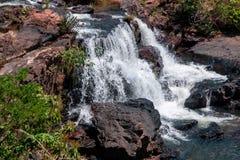 Indaia vattenfall Arkivbilder