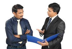 Indain Business people Stock Photography