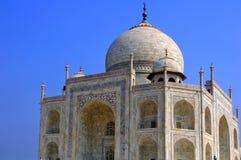 Inde, Âgrâ : Taj Mahal image libre de droits