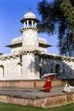 Inde d'Âgrâ de tombe d'Itmad-ud-Daulah Image stock