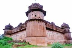 Inde d'Orchha de temple de Luxmi Images stock
