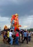 Inde de festival de Ganesha Photographie stock libre de droits