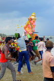 Inde de festival de Ganesha Photo stock