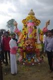 Inde de festival de Ganesha Images libres de droits