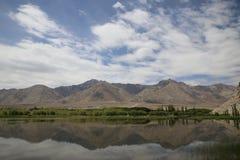 INDE de Leh Ladakh Photo libre de droits