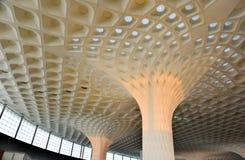 Inde de Mumbai Aiport Images libres de droits