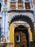 Inde de Rishikesh de temple de Pushkar photo stock