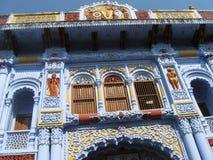 Inde de Rishikesh de temple de Pushkar photo libre de droits