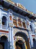 Inde de Rishikesh de temple de Pushkar photos libres de droits