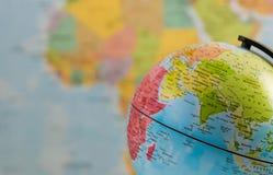 Inde et le monde Images stock