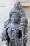 Inde, temple de Chennakesava en Hassan images libres de droits