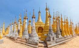Indein, Inle Lake Royalty Free Stock Photo