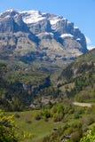Inden, canton du Valais, Suisse Photographie stock libre de droits