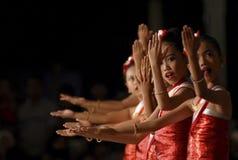 INDENNITÀ DEMOGRAFICA DELL'INDONESIA Fotografia Stock