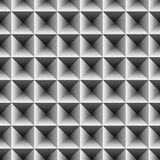Indented Metal Pattern Royalty Free Stock Photo