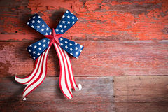 Indepedence día emblema del 4 de julio Fotografía de archivo libre de regalías