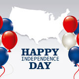 Indepedence day. Stock Image