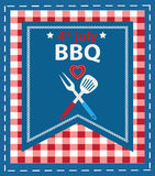 Independence bbq Royalty Free Stock Photos