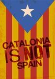 Independence Catalonia Stock Photo