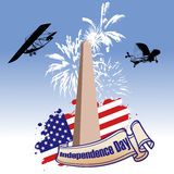 Independence day Stock Image