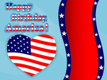 Independence Day. Royalty Free Stock Photo