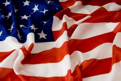 Independence Day. American flag as concept for the independence Day celebrations Stock Photo