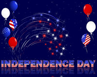 Independence day. Stock Image