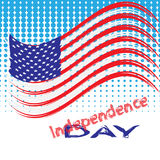 Independence_Day διανυσματική απεικόνιση
