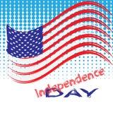 Independence_Day 免版税库存图片