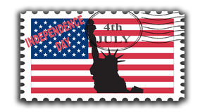 Independence Day royalty free illustration