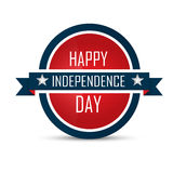 Independence day of america Royalty Free Stock Photo