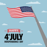 Independence Day America Royalty Free Stock Photos