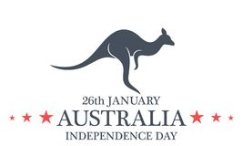 Independence Day. Australia Stock Photos