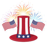 Independence day celebration Stock Photography