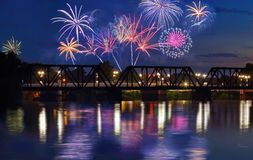 Independence Day Celebration royalty free stock images