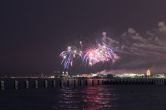 Independence Day in Chicago Stock Photography