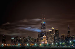 Independence Day in Chicago Stock Photos