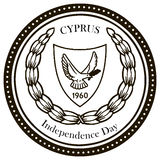Independence Day Cyprus Stock Photo