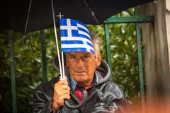 Independence Day or Day of National Revival Greece is an annual national holiday Stock Images