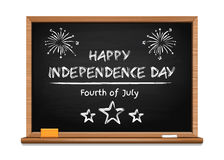 Independence Day design. Fourth of July Royalty Free Stock Photography