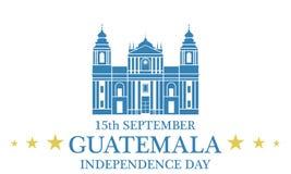 Independence Day. Guatemala Stock Photography